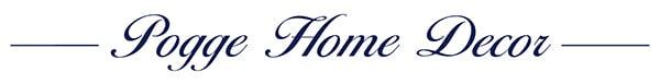 Pogge Home Decor Logo